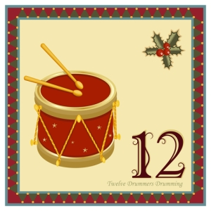 12 days of christmas - 12 Days Till Christmas