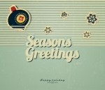 christmas card season greetings