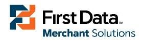 First Data Merchant Solutions Logo