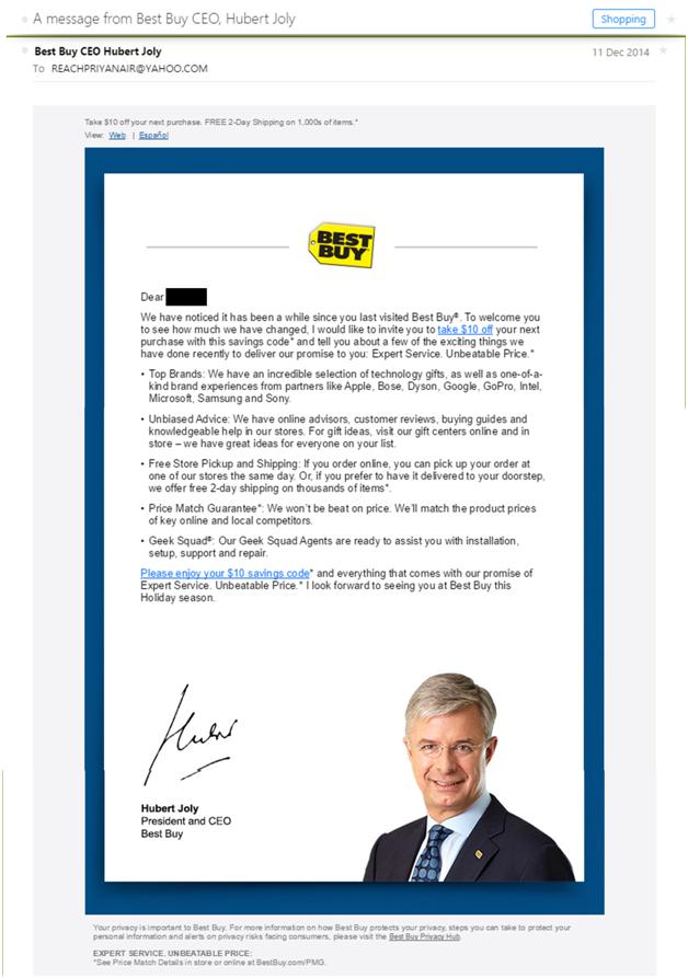 Email Marketing Campaign   ShopIntegrator