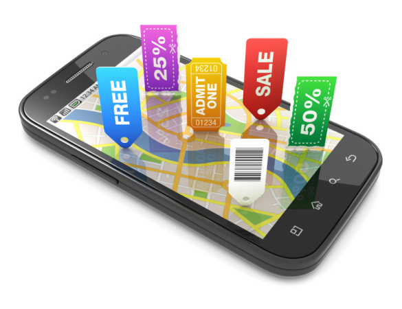 Promote Mobile Commerce to Online Customers