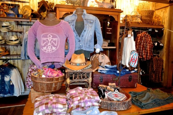 Frontierland Stores at Disneyland Parks