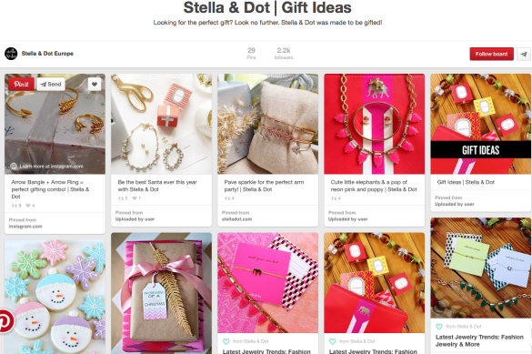 christmas pins on pinterest