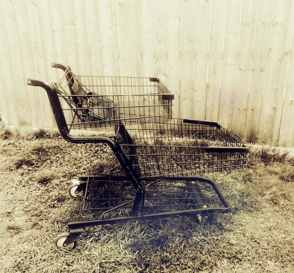 shopping cart abandonment emails